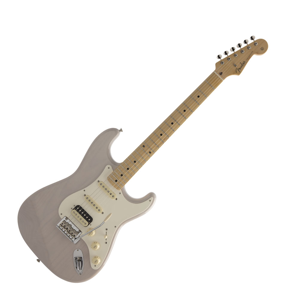Fender Made in Japan Hybrid 50s Stratocaster HSS US Blonde エレキギター