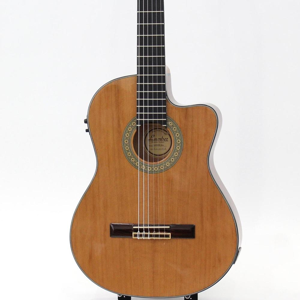 【初売り】 Lumber LCG5E LCG5E NA NA Lumber エレクトリッククラシックギター【中古】, 伝票印刷製本のコンビニ:dbf89c29 --- totem-info.com