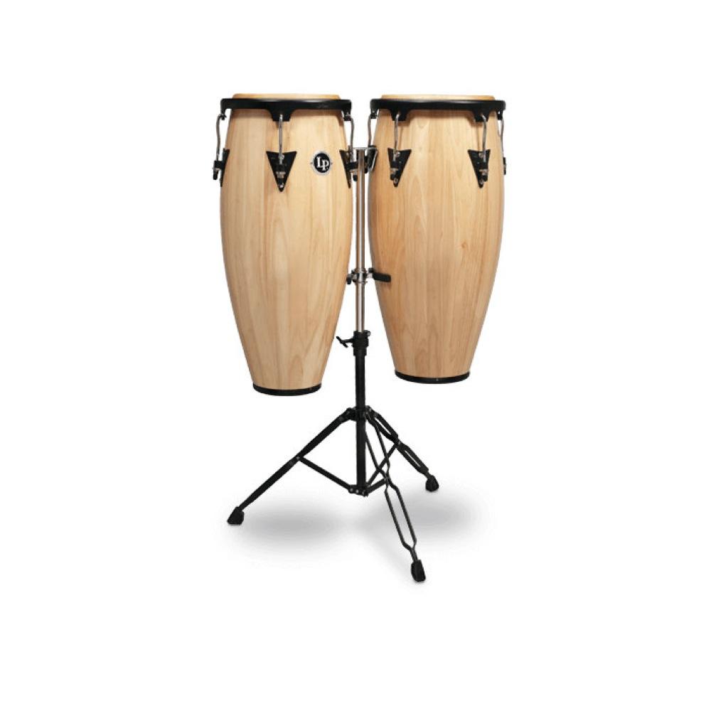 LP LPA646-AW Sets Aspire Wood Conga Conga LP Sets コンガセット スタンド付き, ウッドサイズ:bd42e979 --- officewill.xsrv.jp