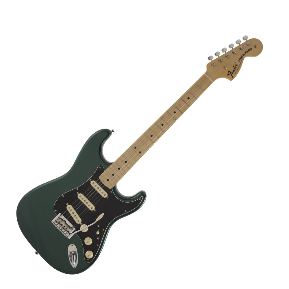 Fender Made in Japan Hybrid 68 Stratocaster Sherwood Green Metallic エレキギター