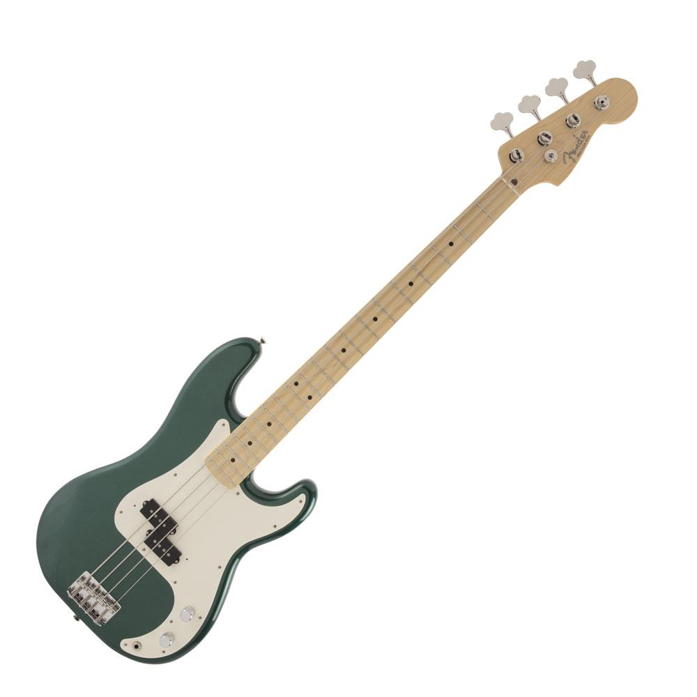 Fender Made in Japan Hybrid 50s Precision Bass Sherwood Green Metallic エレキベース
