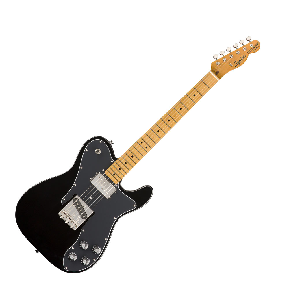 Squier Classic Vibe '70s Telecaster Custom BLK MN エレキギター