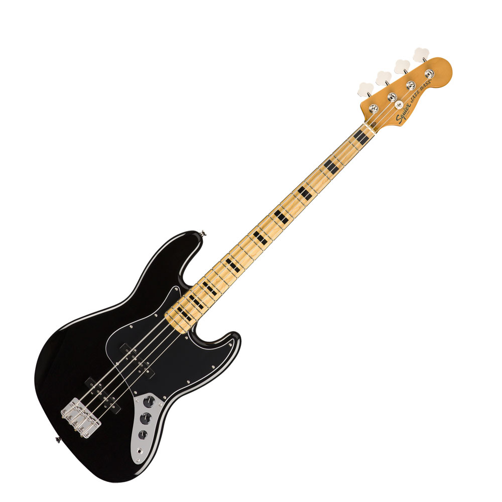 Squier Classic Vibe '70s Jazz Bass BLK MN エレキベース