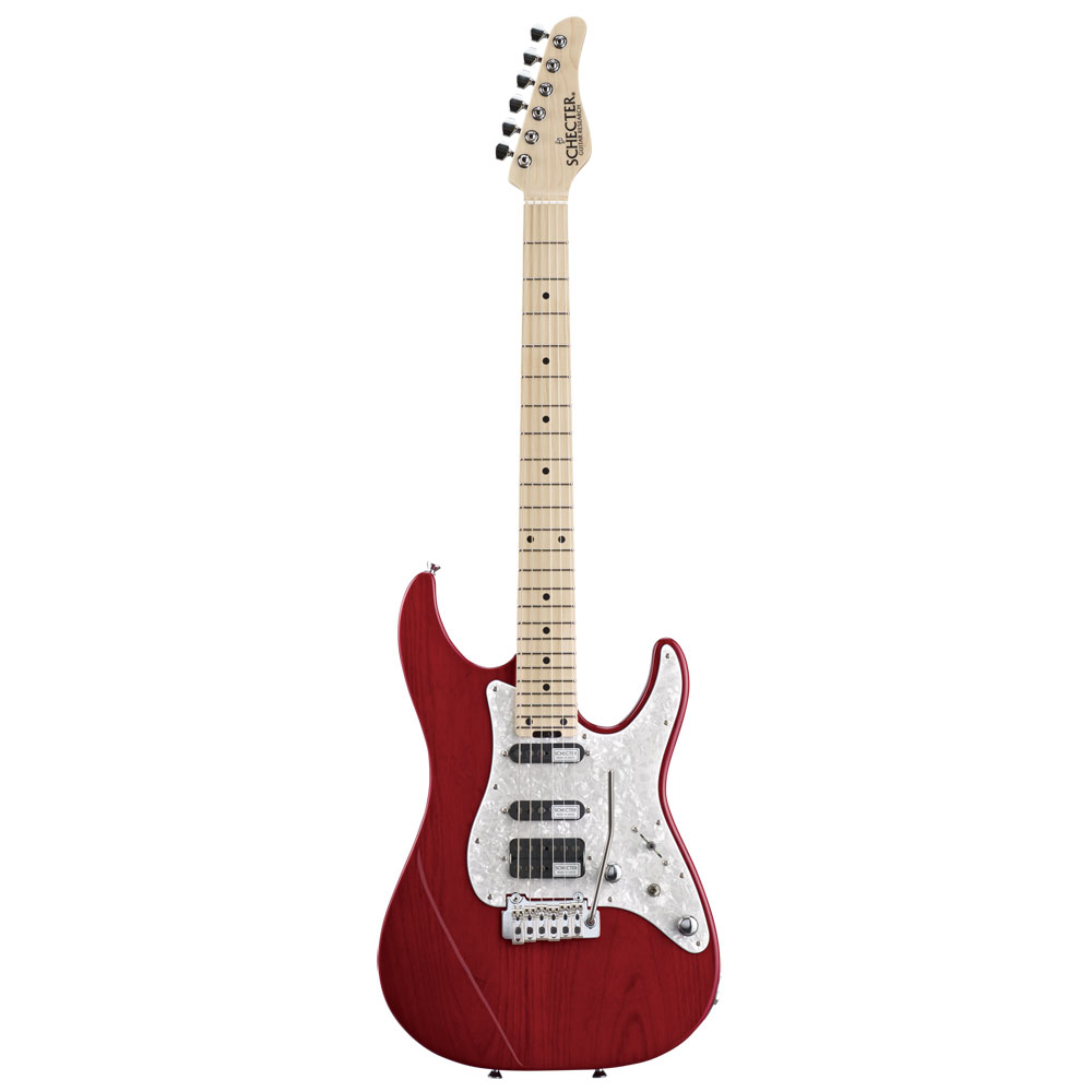 SCHECTER BH-1-STD-24 RED/M エレキギター
