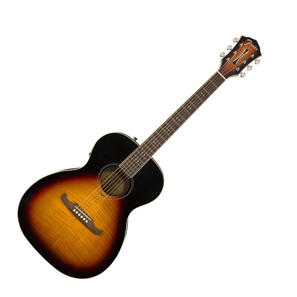 <title>フェンダー エレアコギター 春の新作 Fender FA-235E Concert 3TS LR エレクトリックアコースティックギター</title>