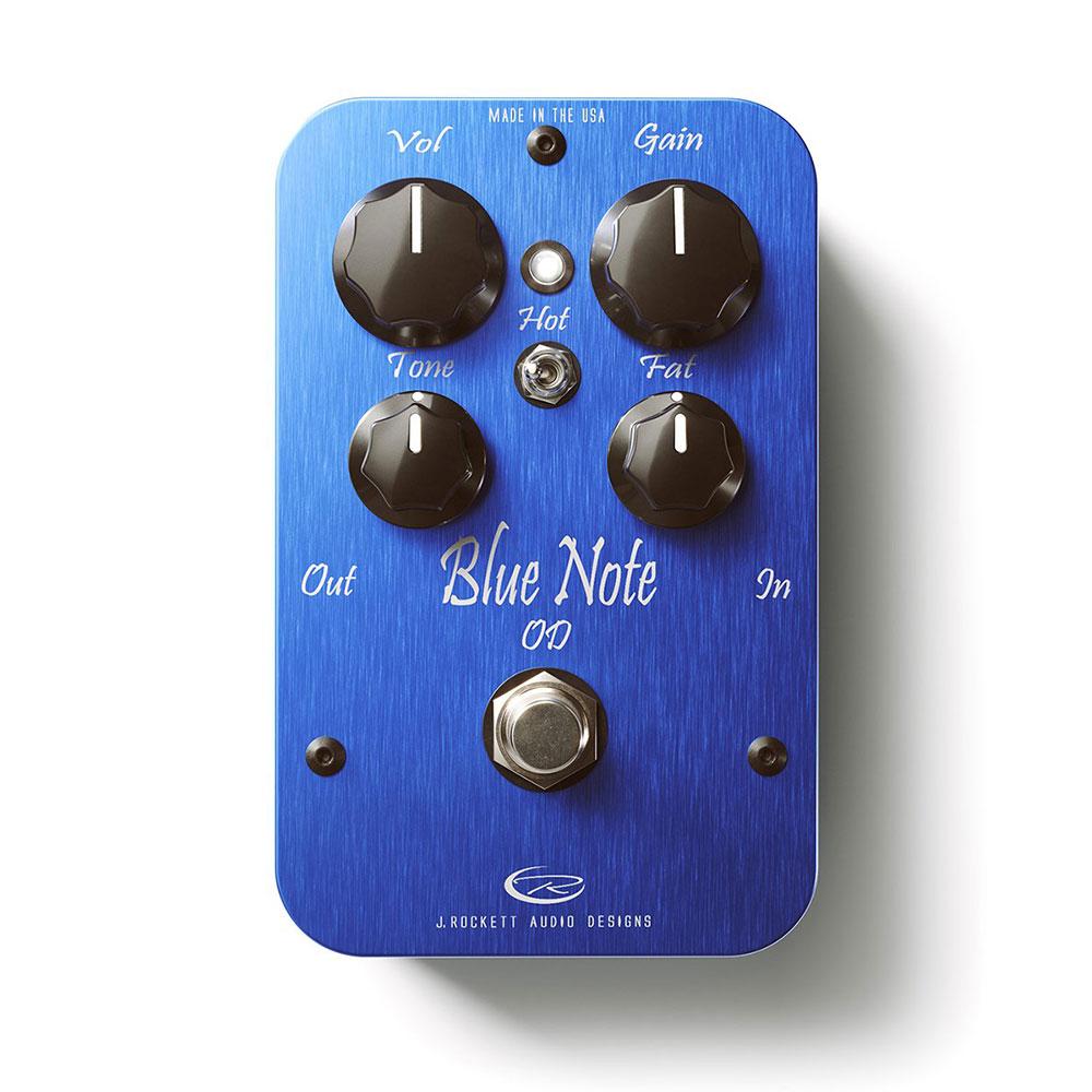 J Rockett Audio Designs (JRAD) Blue Note OD オーバードライブ ギターエフェクター