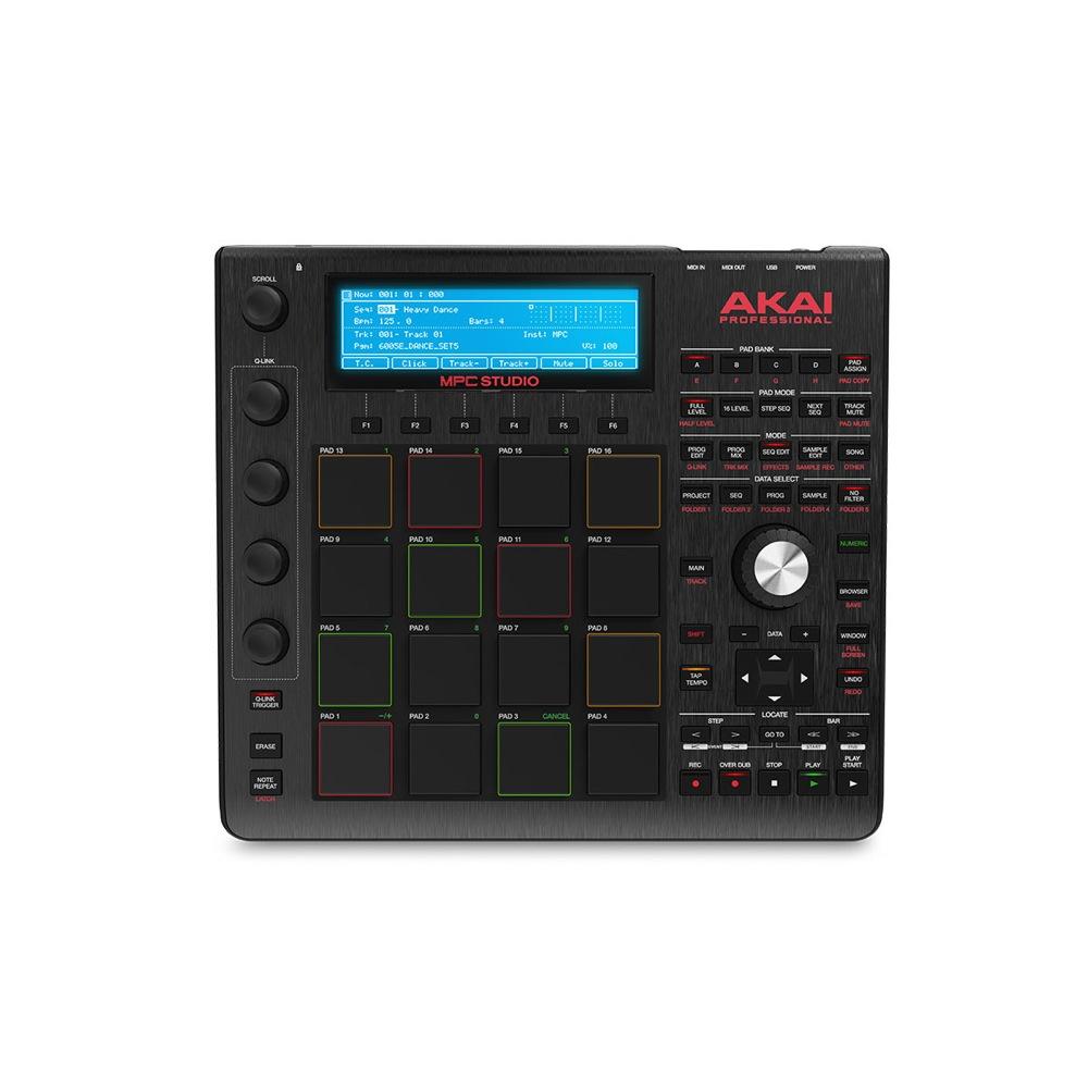 AKAI Professional MPC STUDIO BLACK 音楽制作システム