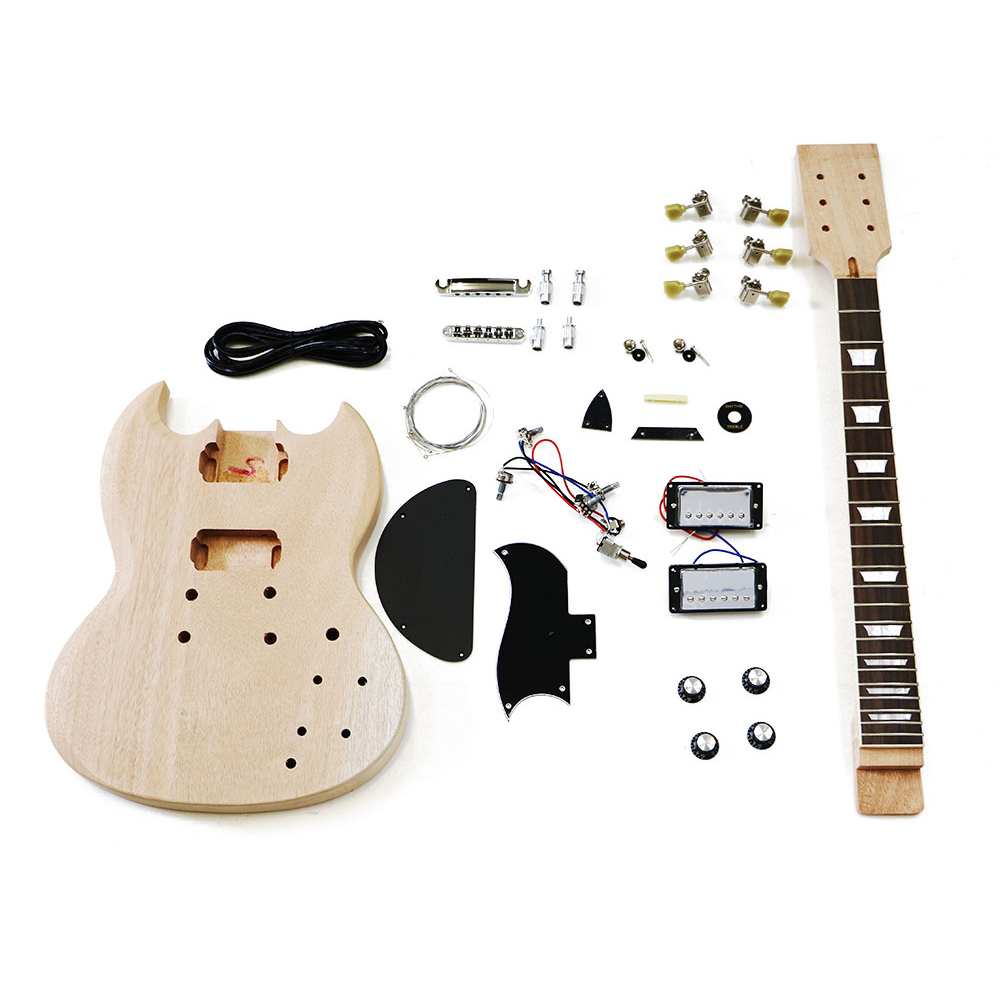 HOSCO ER-KIT-SG SGタイプ エレキギター組み立てキット