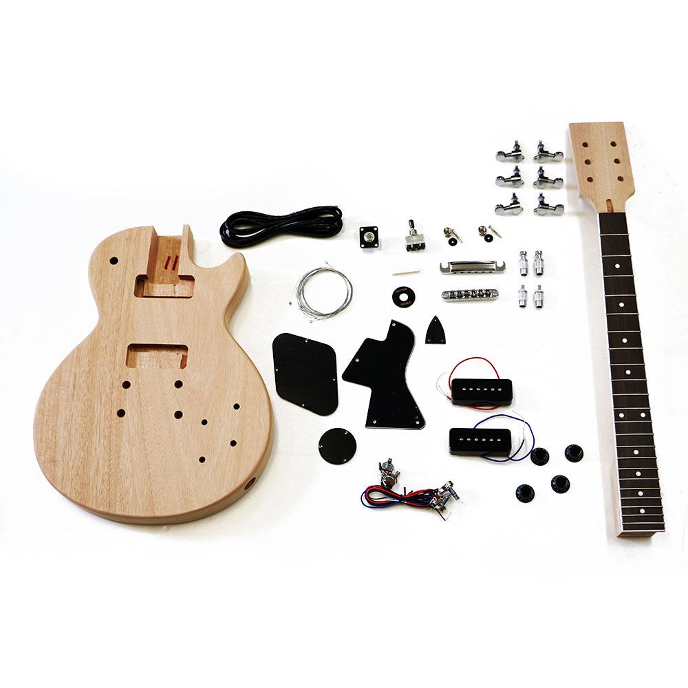 HOSCO ER-KIT-SLP LPスペシャルタイプ エレキギター組み立てキット