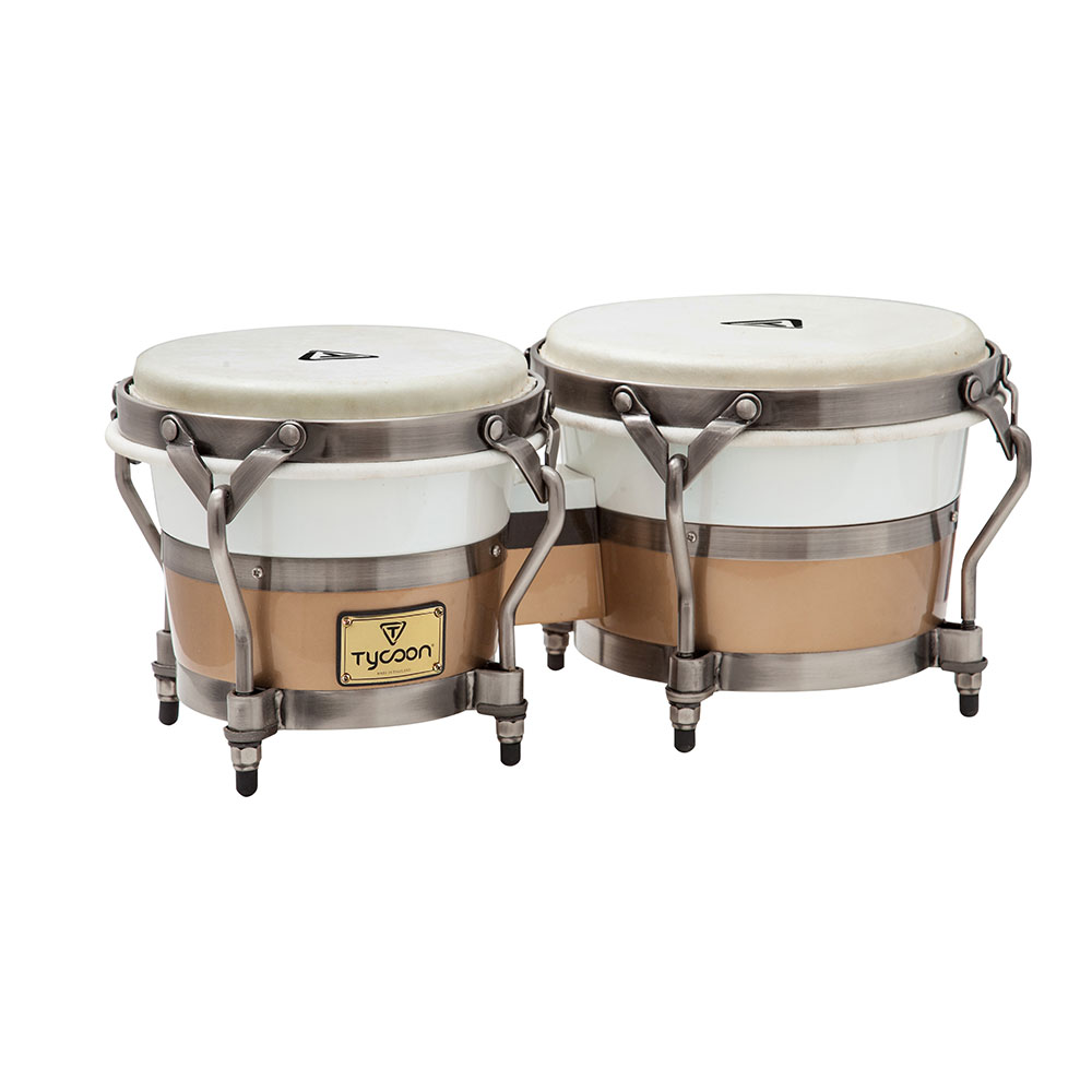 TYCOON PERCUSSION TSBH-BC CCL Signature Heritage Series Cafe Con Letche Bongos ボンゴ
