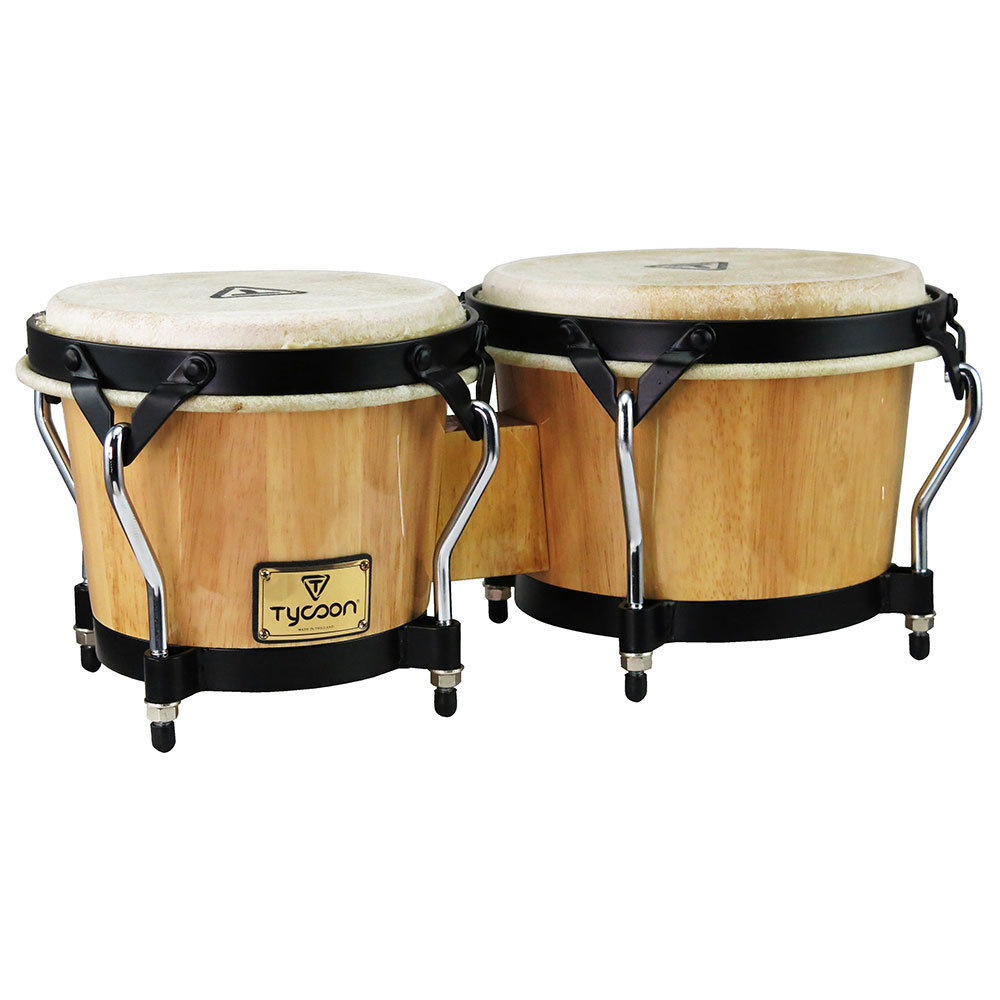 TYCOON PERCUSSION STB-B N Supremo Series Bongos ボンゴ