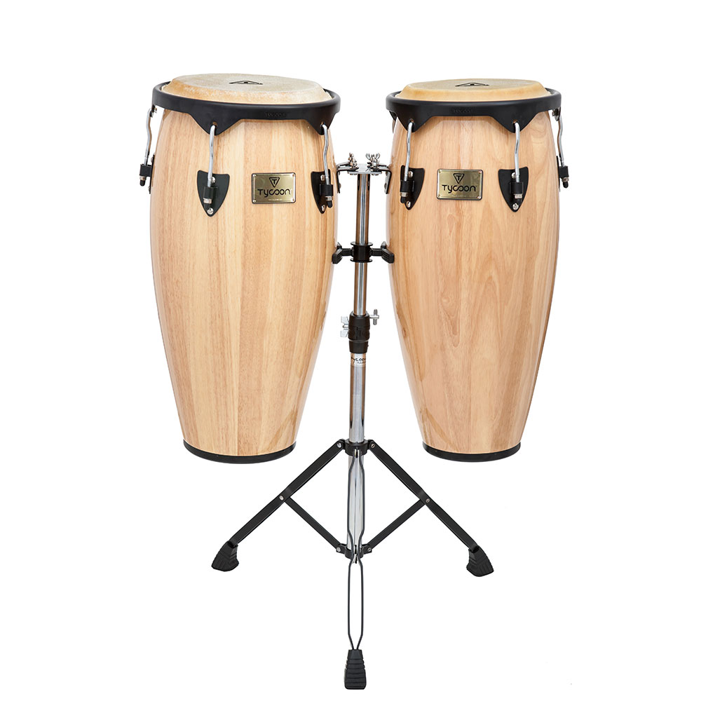 TYCOON PERCUSSION STC-1-B STC-1-B Supremo TYCOON Congas コンガ コンガ, モアネット casual select:20635d72 --- officewill.xsrv.jp
