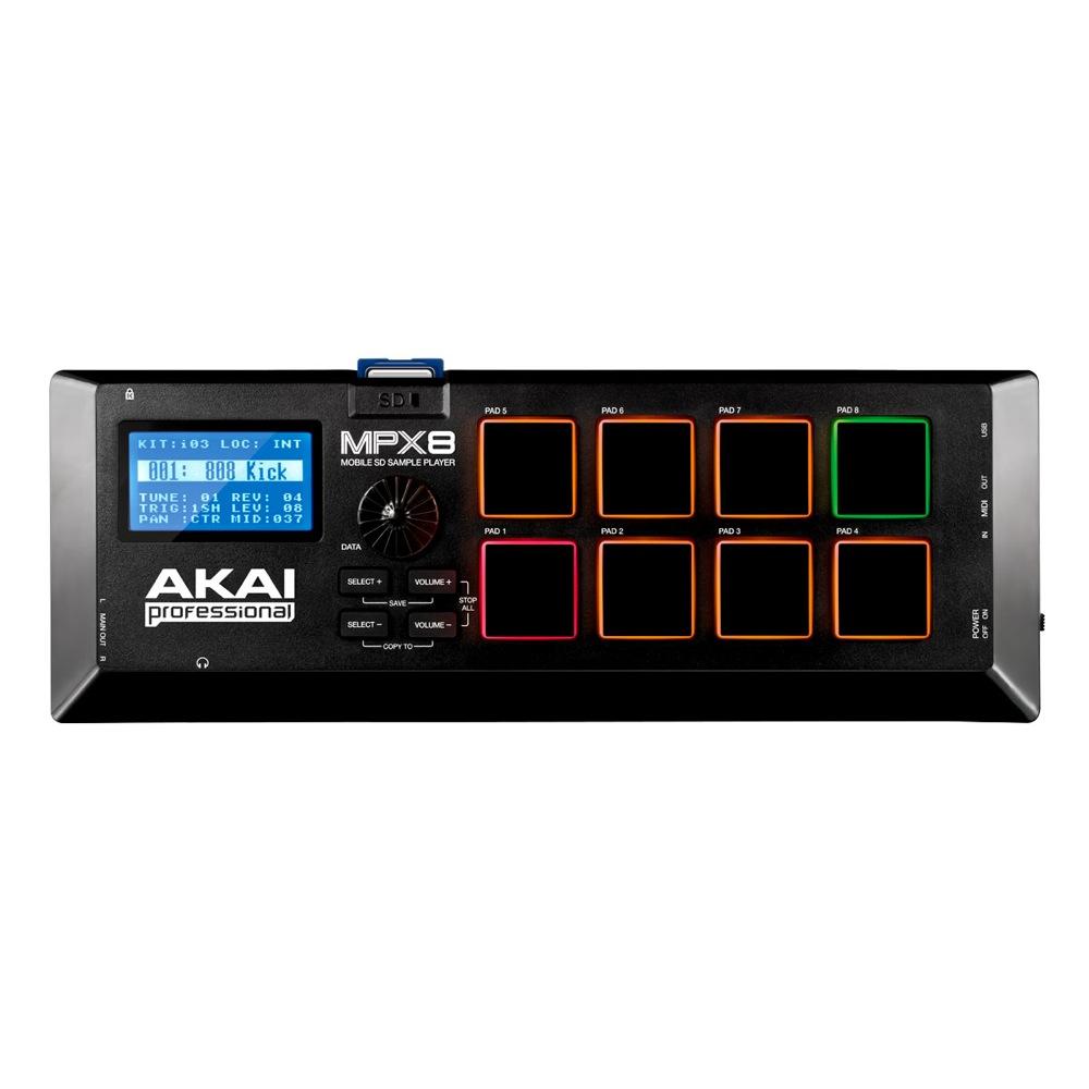 AKAI Professional MPX8 サンプルプレーヤー