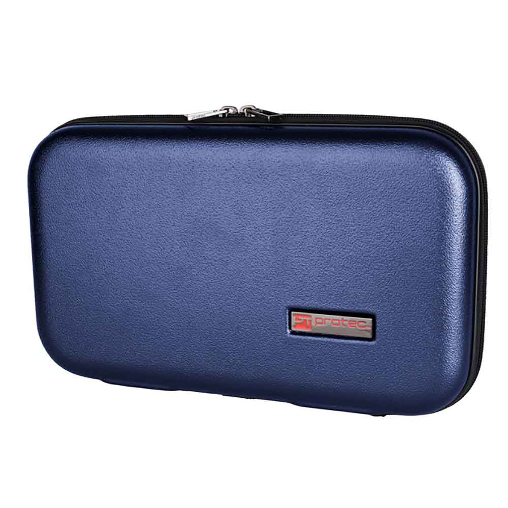 PROTEC BM315BX オーボエ用 ABS樹脂製 zipケース ブルー