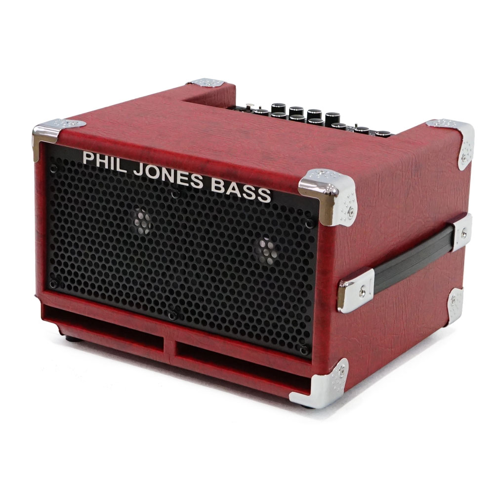 PHIL JONES BASS BASS CUB 2 RED ベースアンプ