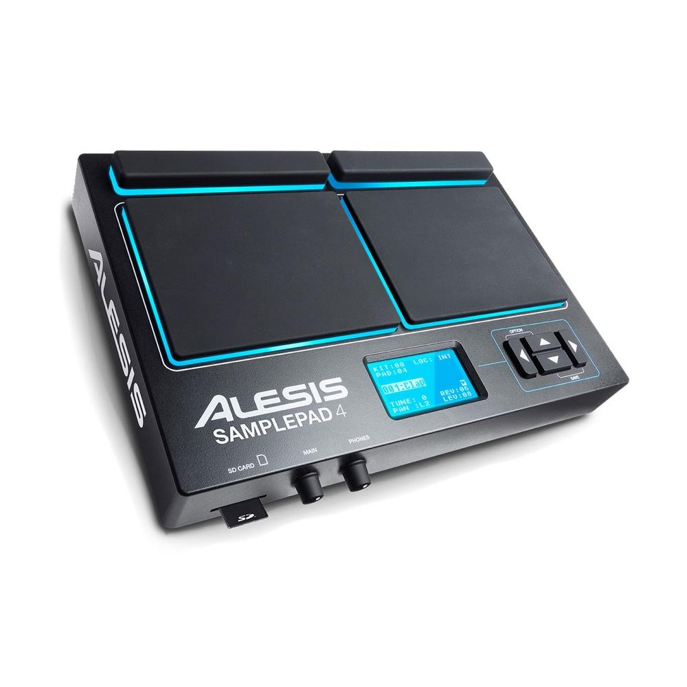 ALESIS ドラムパッド SamplePad 4 4 SamplePad ドラムパッド, オーダースーツ注文紳士服アベ:23fc722c --- officewill.xsrv.jp
