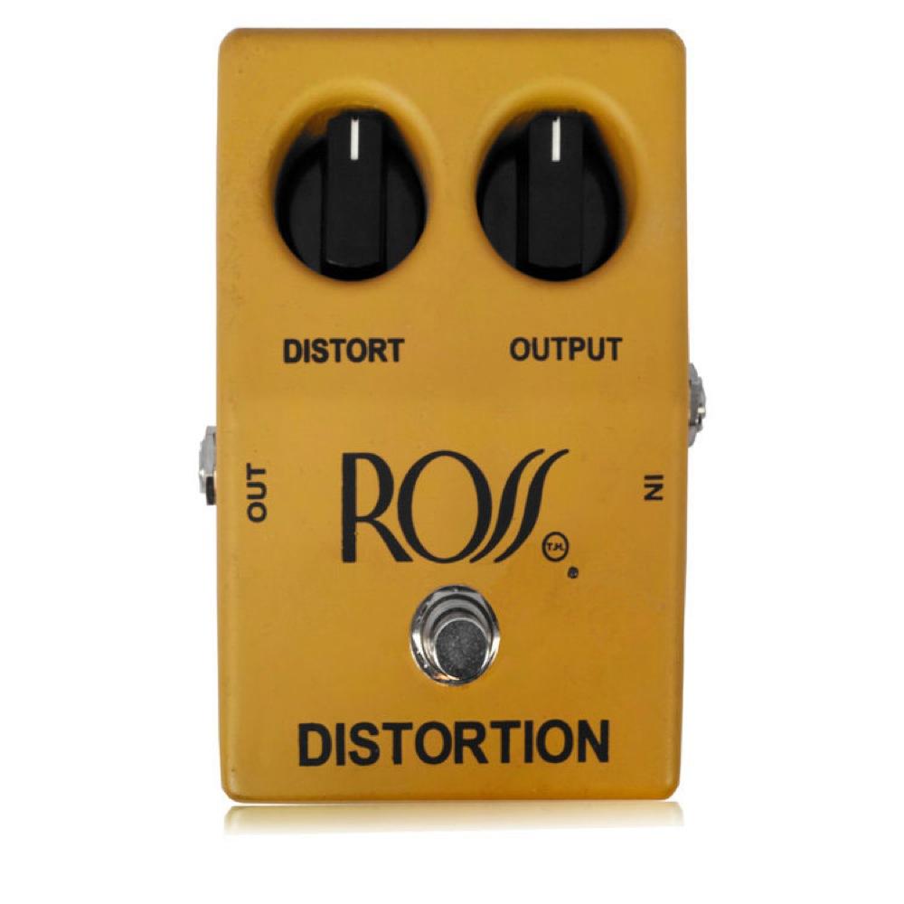 Ross Audibles Tan Distortion ギターエフェクター