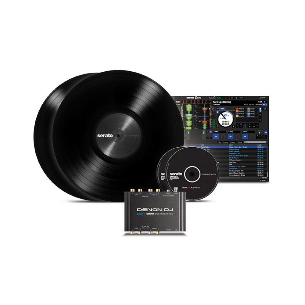 DENON DJ DS1 Serato DJ用 DVSインターフェイス