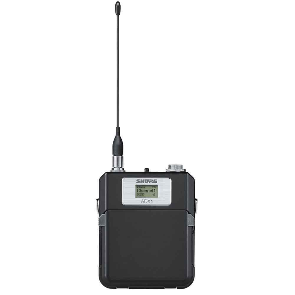 SHURE ADX1LEMO3-K56 ボディーパック型送信機