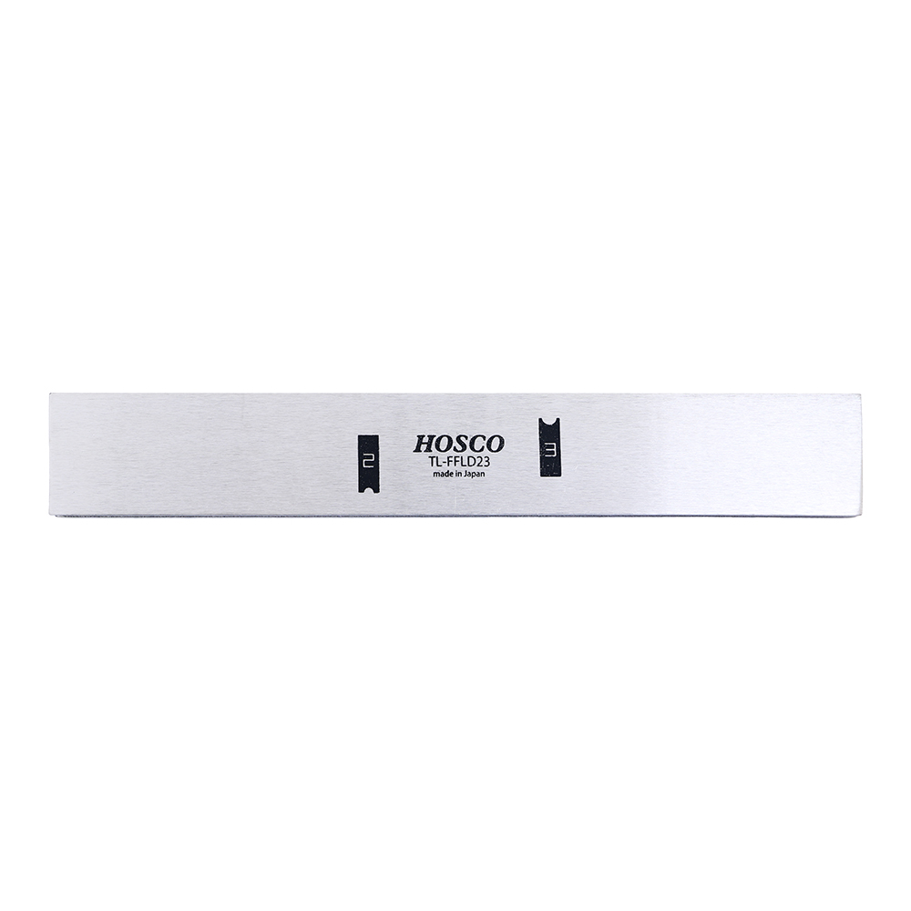 HOSCO TL-FFLD23 ダイヤモンドフレットレベラー フレットクラウンファイル