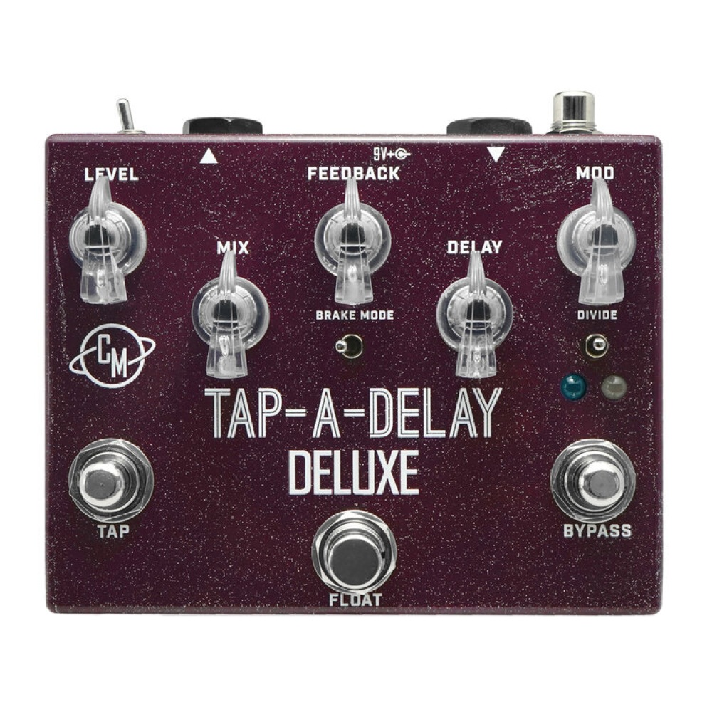 Cusack Music TAP-A-DELAY DELUXE ディレイ ギターエフェクター