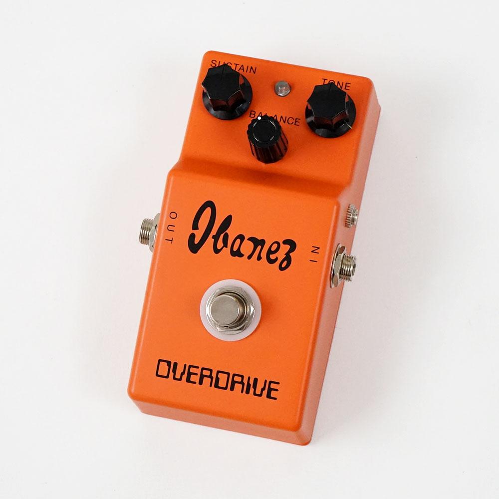 Ibanez OD850 オーバードライブ ギターエフェクター 廃盤特価品