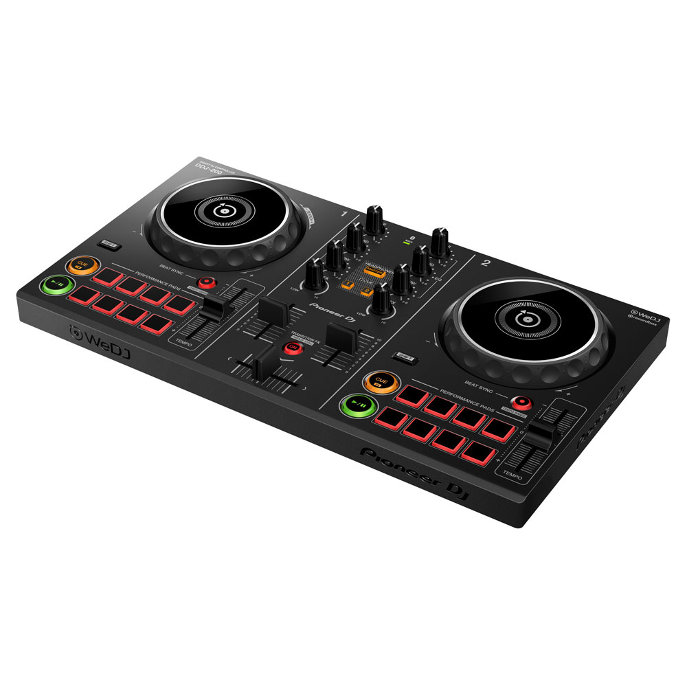 Pioneer SMART DDJ-200 SMART DDJ-200 DJ CONTROLLER DJ スマートDJコントローラー, キクスイマチ:4ded0e12 --- officewill.xsrv.jp