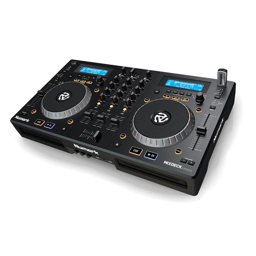 Numark Mixdeck Express DJコントローラー
