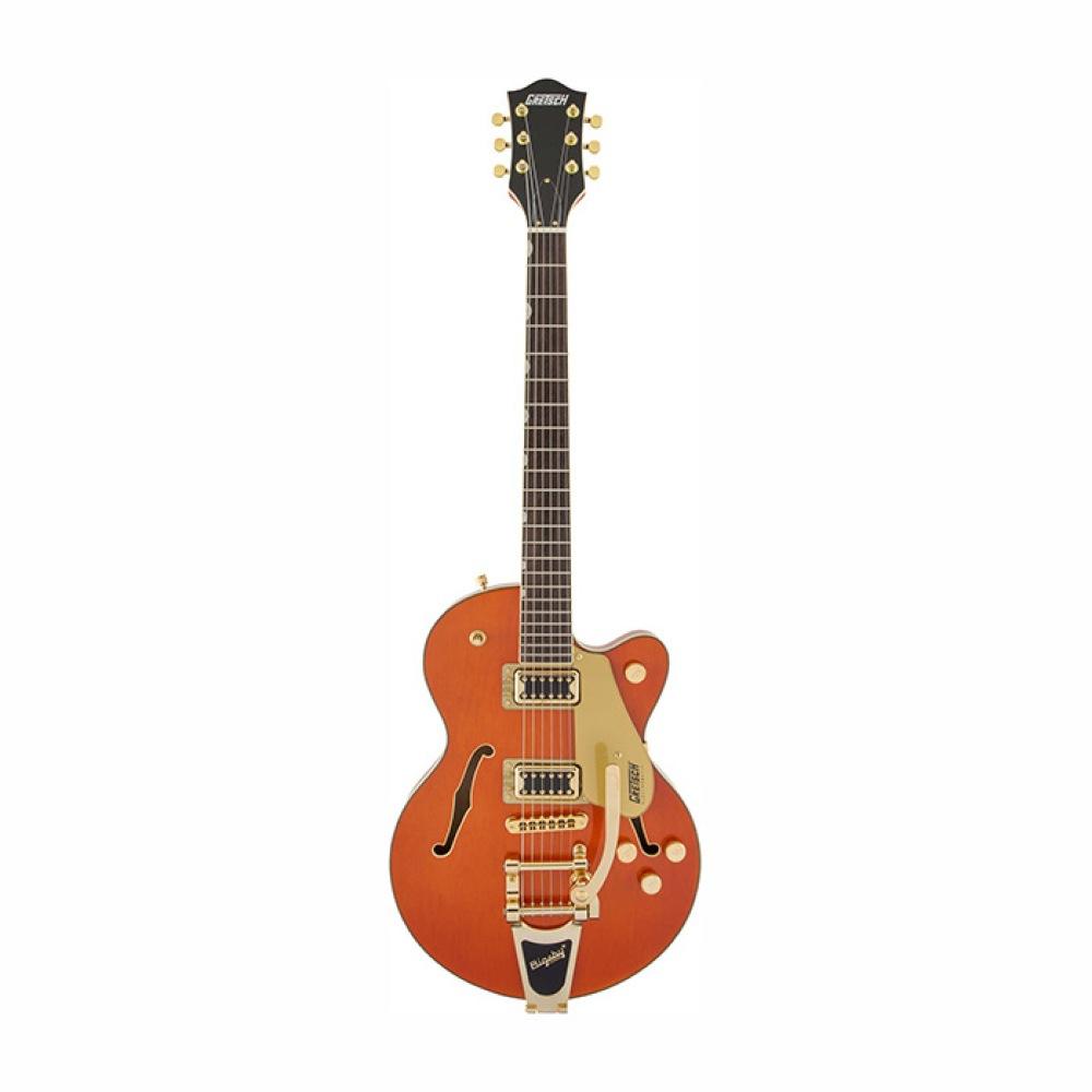 グレッチ エレクトロマティックコレクション GRETSCH G5655TG Electromatic Center Block Jr. Single-Cut with Bigsby Orange Stain エレキギター