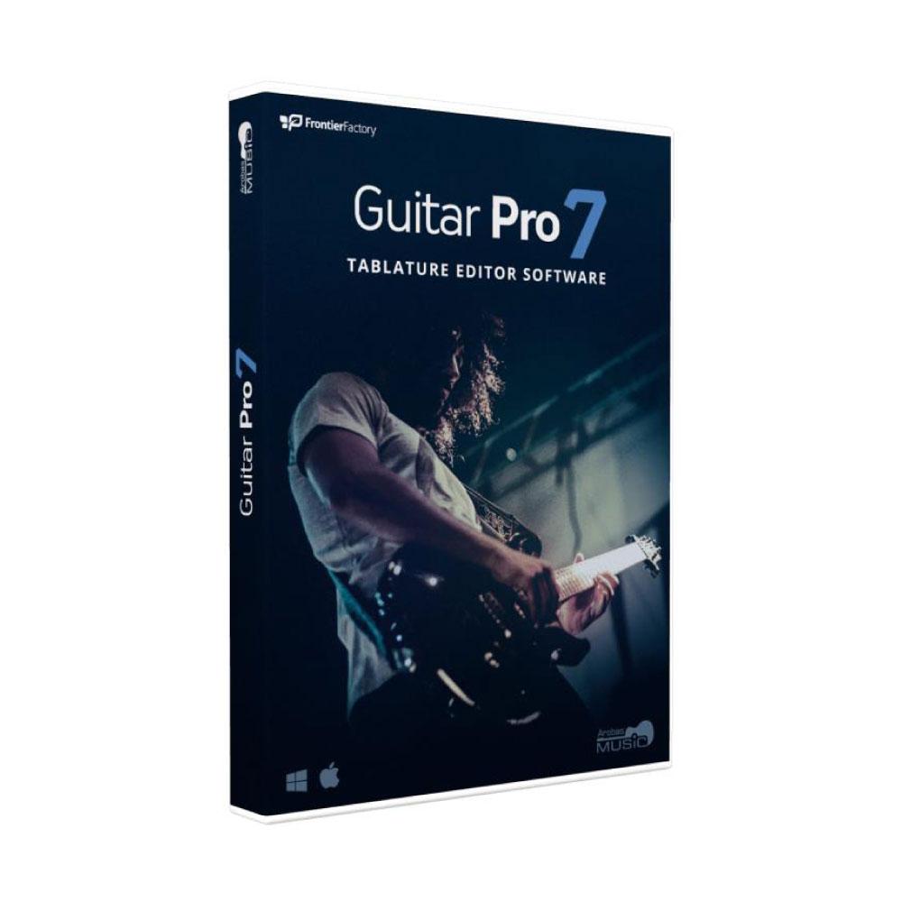 Arobas Music Guitar Pro 7 タブ譜 スコア編集ソフト