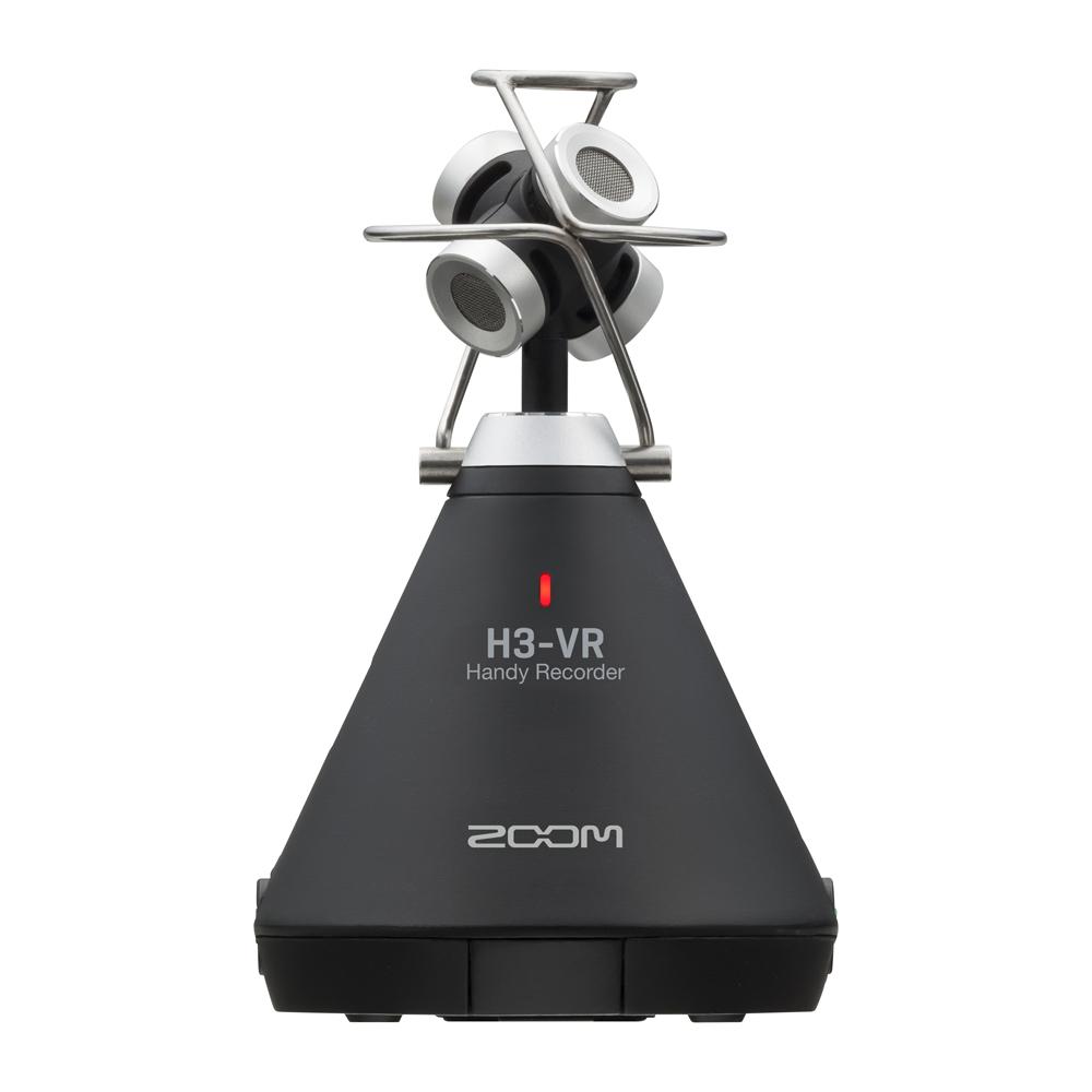 ZOOM H3-VR VR ハンディ オーディオレコーダー