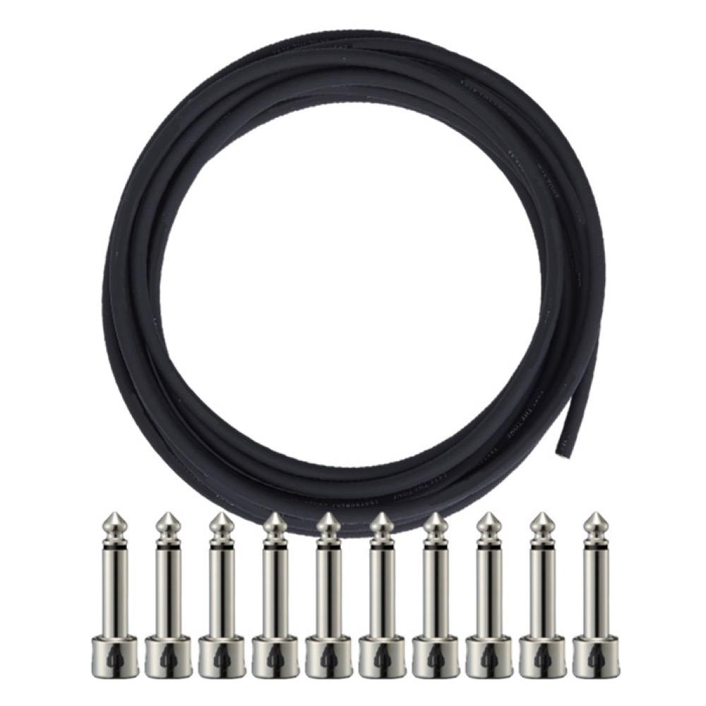 Free The Tone SL-5SL-NI-55K ソルダーレスケーブルキット