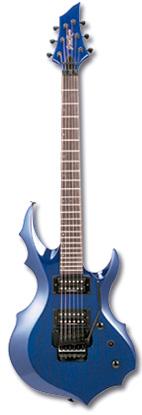 GrassRoots G-FR-62GT See Thru Blue エレキギター