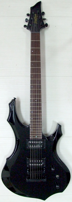 GrassRoots G-FR-56G Black エレキギター