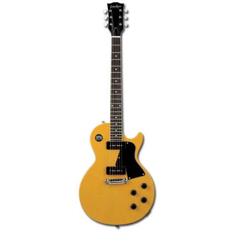 GrassRoots G-LS-57 TV Yellow エレキギター