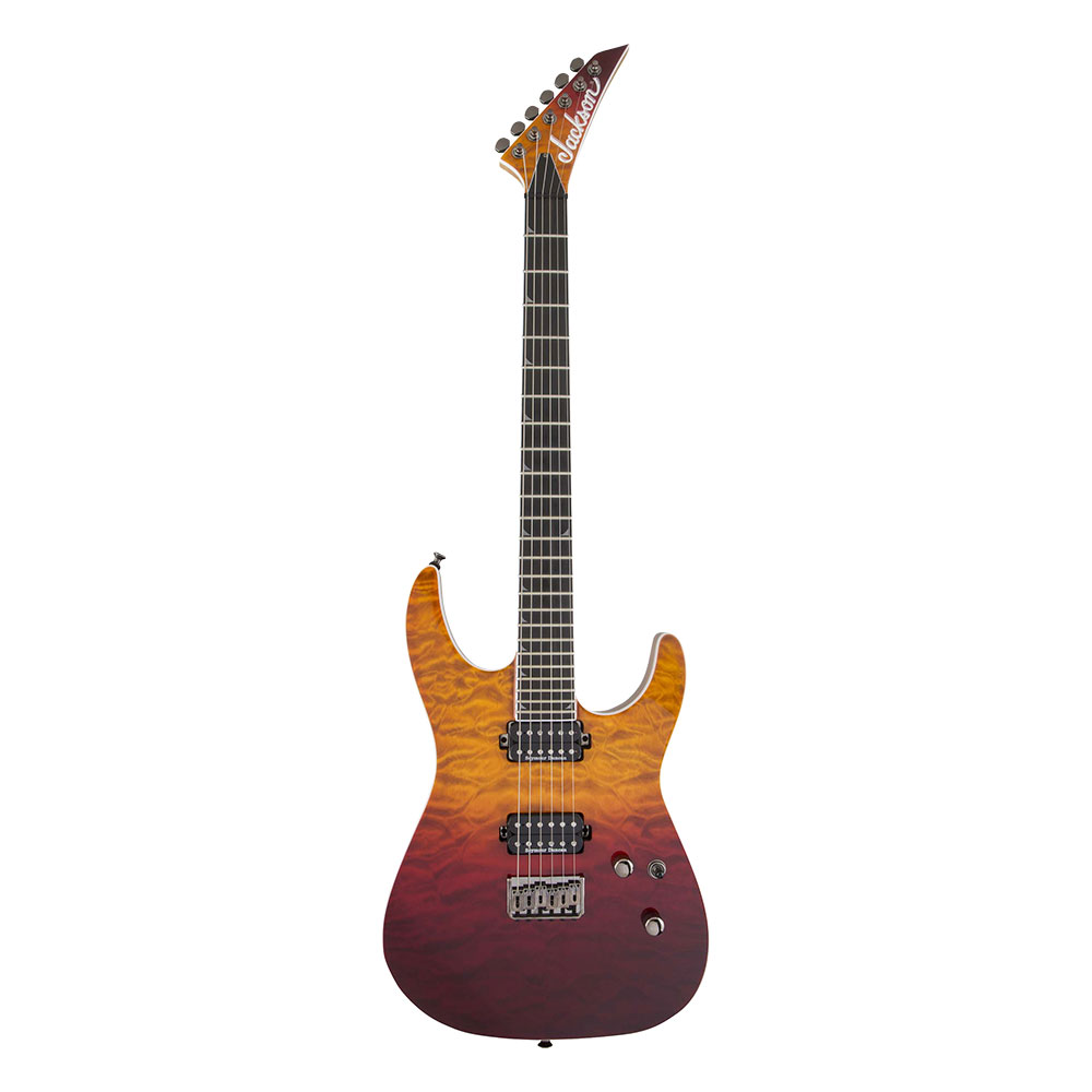 Jackson Pro Series Soloist SL2Q HT MAH Desert Sunset Sky エレキギター