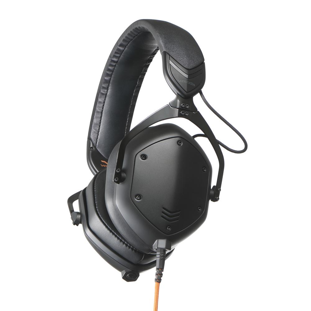 V-moda M-100MA-MB Crossfade M-100 Master Matte Black モニターヘッドホン