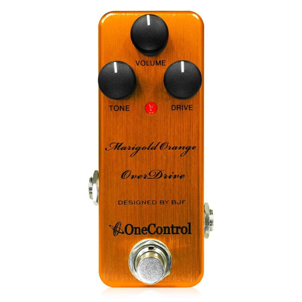 One Control Marigold Orange OverDrive ギターエフェクター
