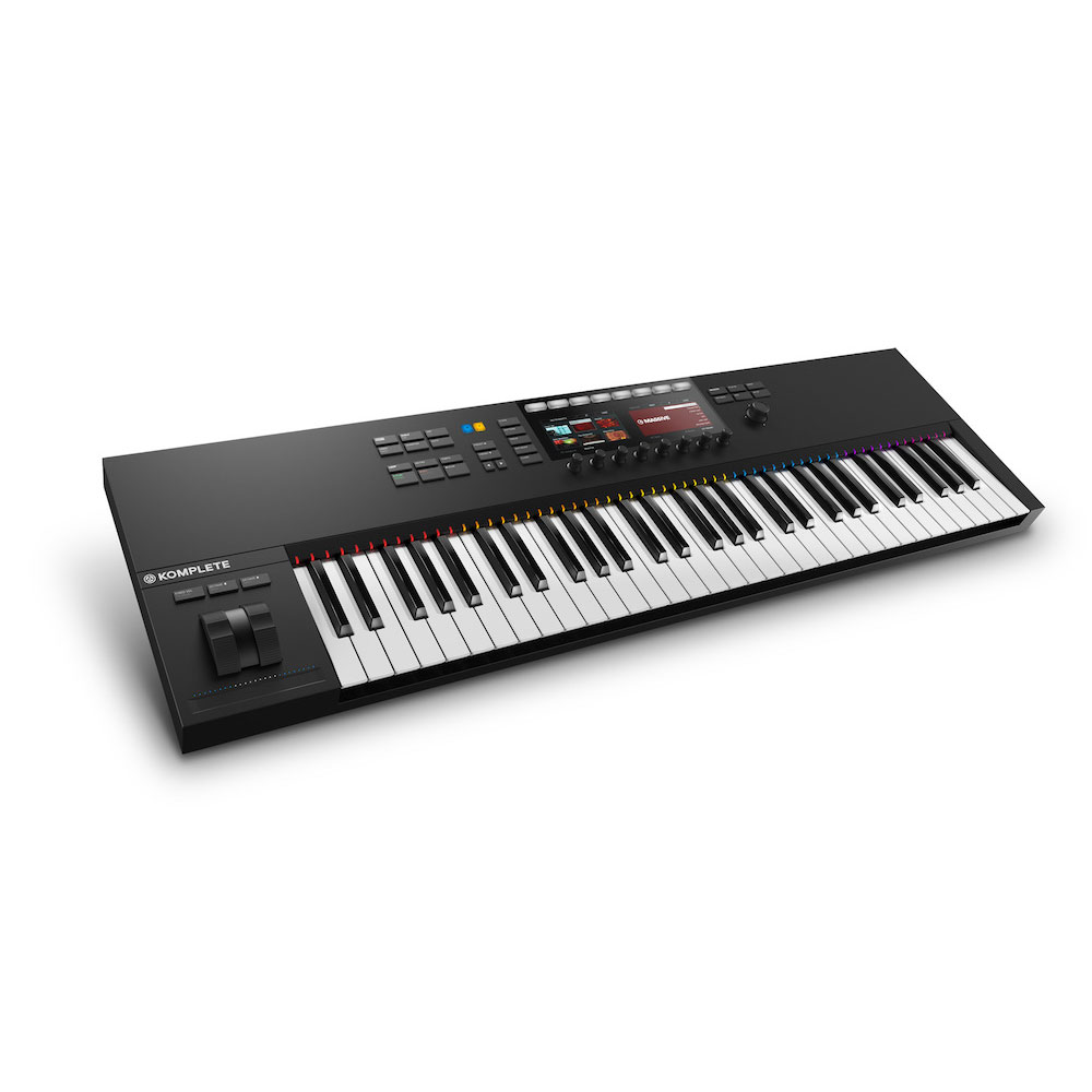 NATIVE INSTRUMENTS KOMPLETE KONTROL S61 MK2 61鍵盤 MIDIキーボード コントローラー