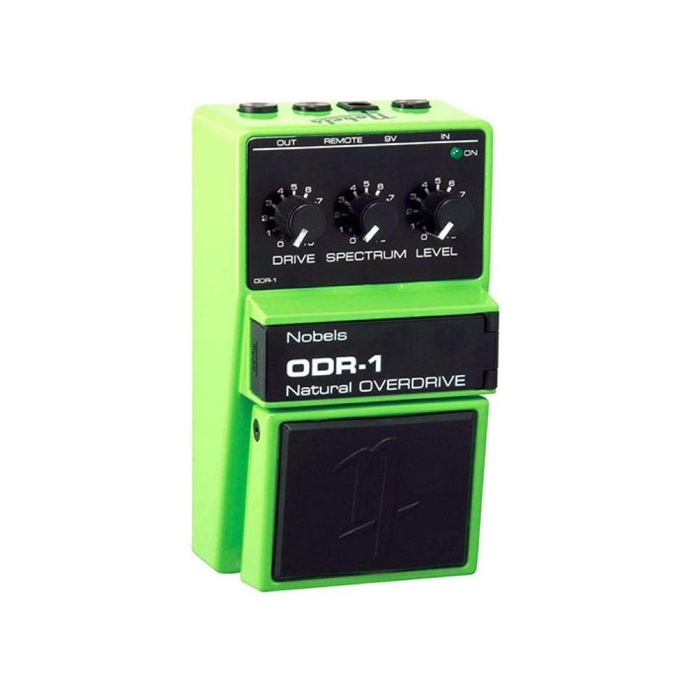 Nobels ODR-1 オーバードライブ ギターエフェクター