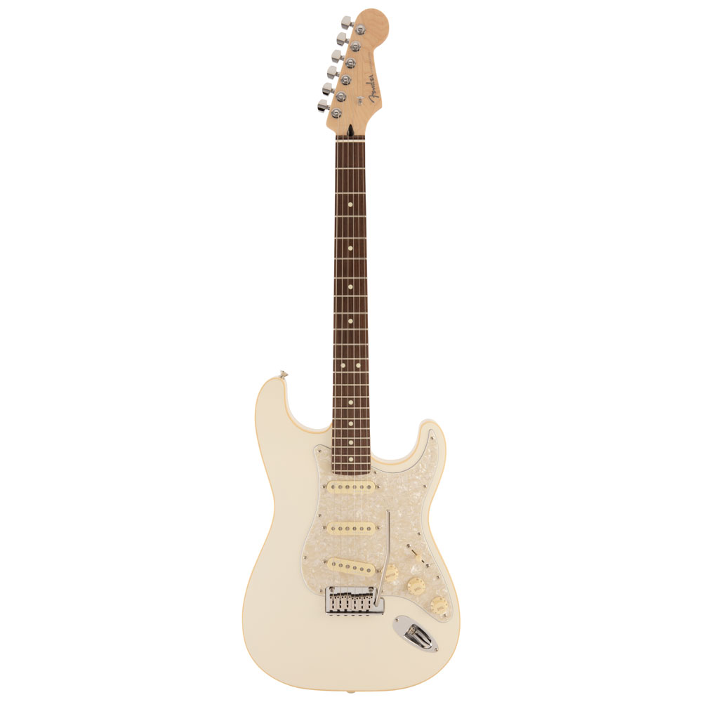 Fender Made in Japan Modern Stratocaster SSS RW OLP エレキギター