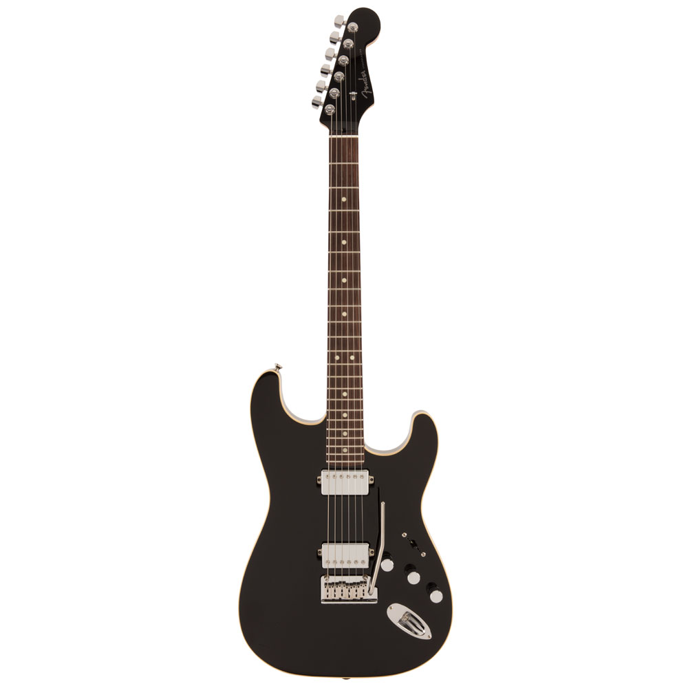 Fender Made in Japan Modern Stratocaster HH RW BLK エレキギター