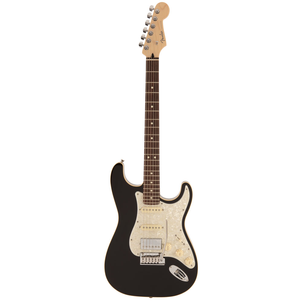 Fender Made in Japan Modern Stratocaster HSS RW BLK エレキギター