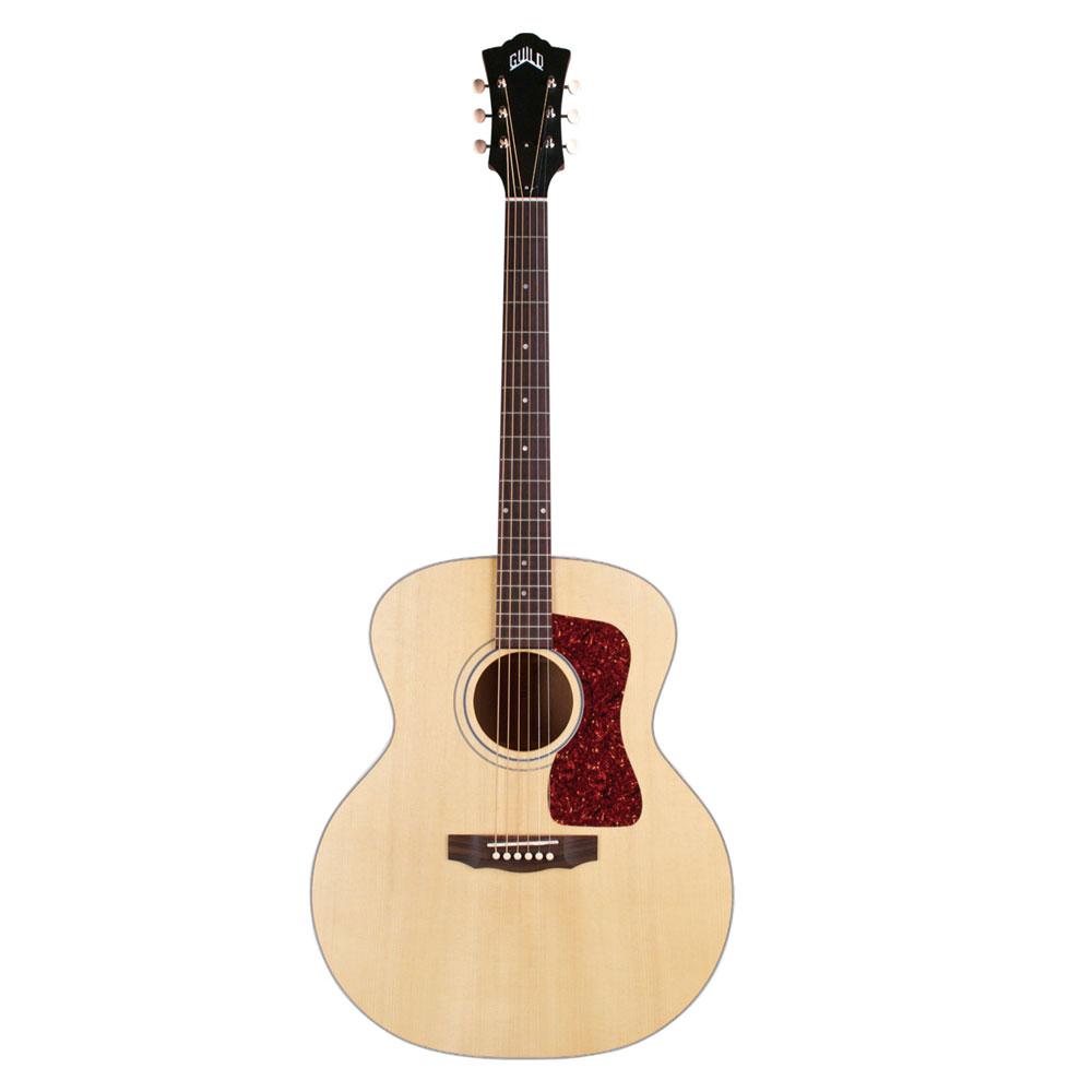 ギルド ジャンボボディ エレアコギター GUILD F-40E NAT エレクトリックアコースティックギター