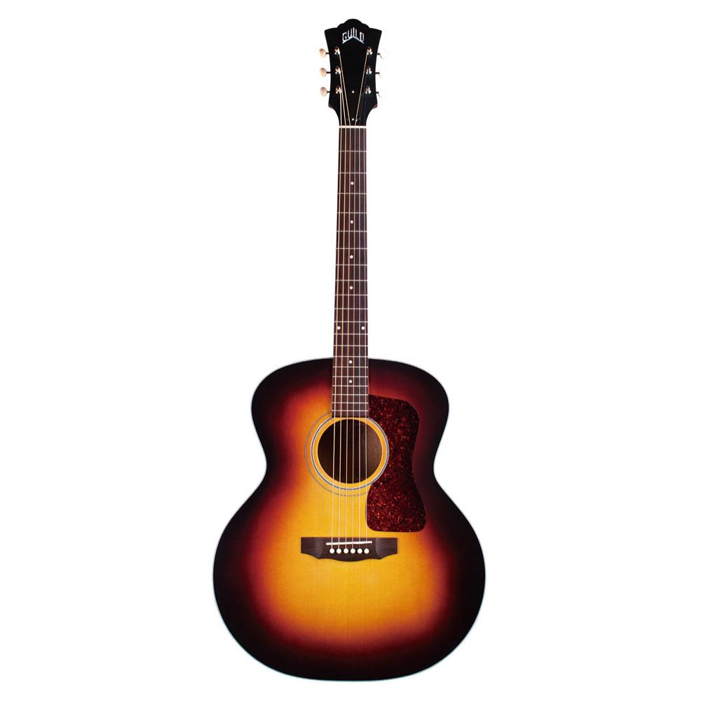 ギルド ジャンボボディ エレアコギター GUILD 授与 F-40E ATB ストアー エレクトリックアコースティックギター