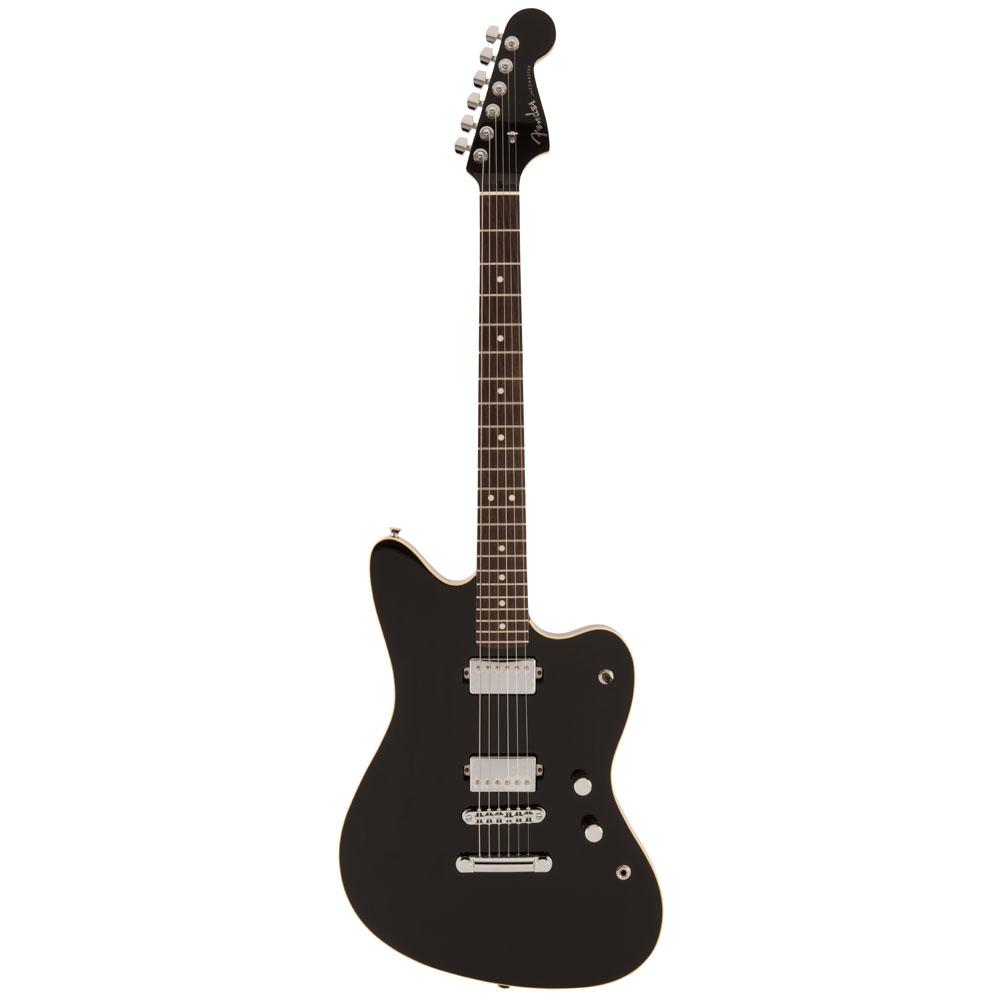 メーカー公式 フェンダー Modernシリーズ ジャズマスター HH Fender 国内正規総代理店アイテム Made in Jazzmaster BLK エレキギター Modern RW Japan