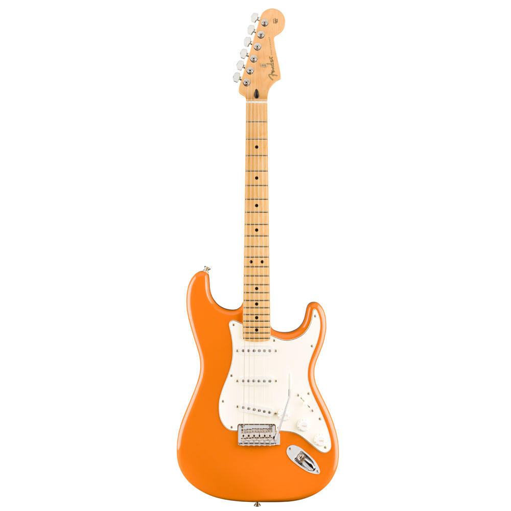 Fender Player Stratocaster MN Capri Orange エレキギター