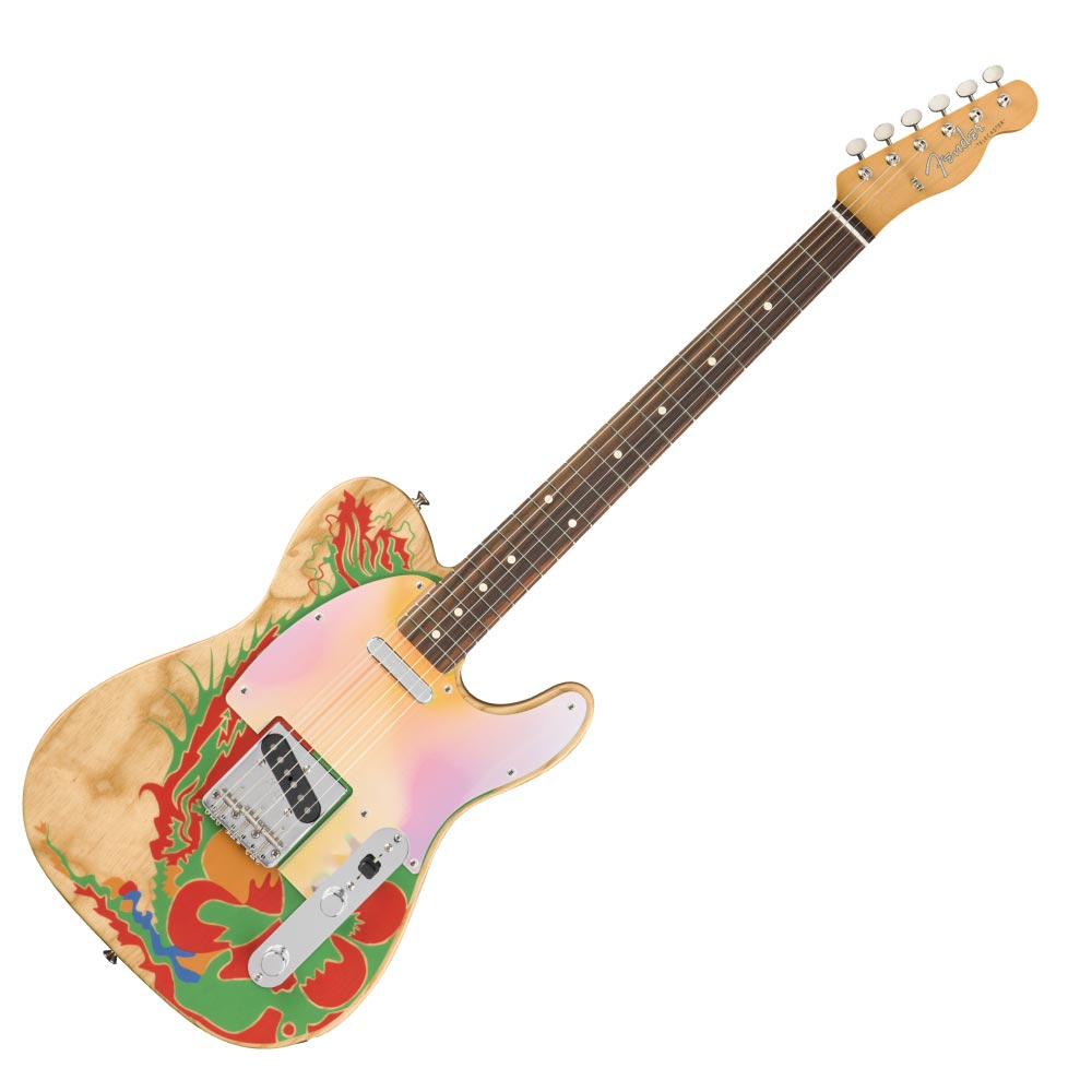Fender Jimmy Page Telecaster RW NAT エレキギター