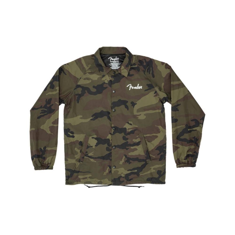Fender Camo Coaches Jacket XLサイズ コーチジャケット