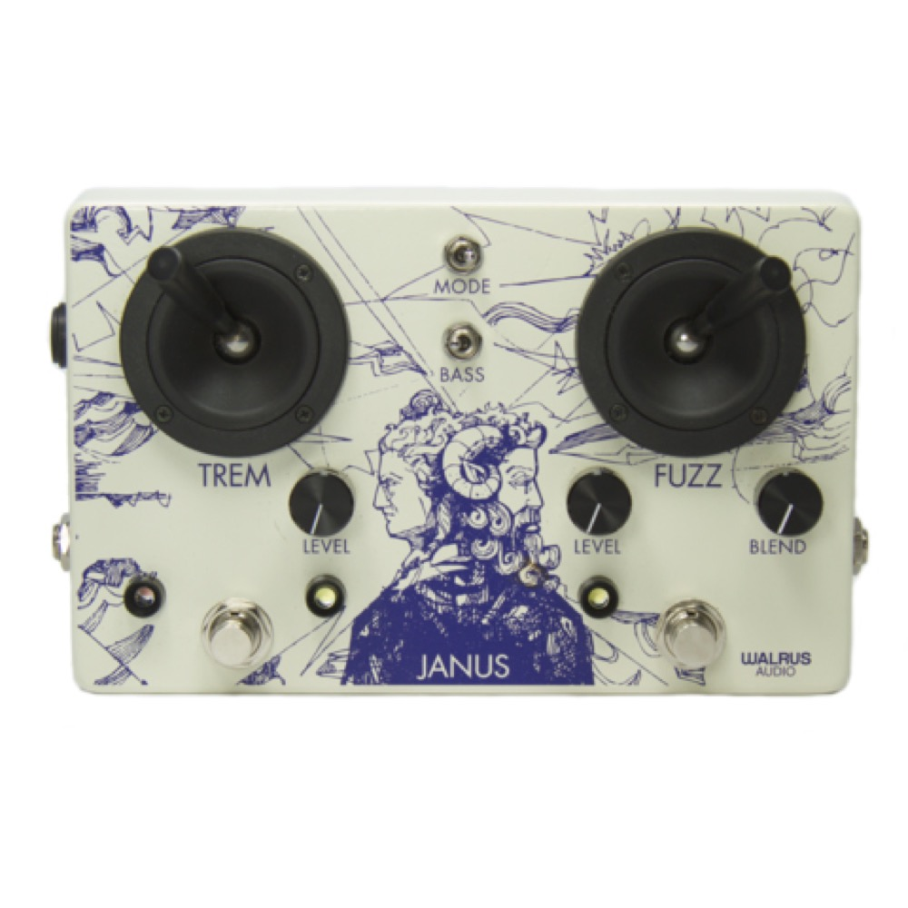 WALRUS AUDIO WAL-JANUS Janus ギターエフェクター